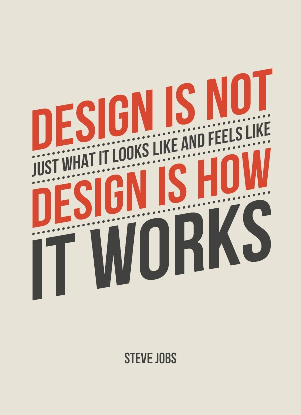 brilliant design quotes that inspire us design rockets